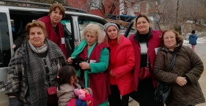 Türk Kadınlar Konseyi Yardım Çalışmaları Sürüyor