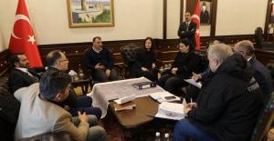 Valilikte Durum Değerlendirme Toplantısı Düzenlendi