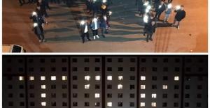 Üniversite Öğrencilerinden Mehmetçiğe destek