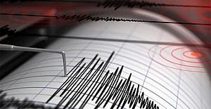 Elazığ'da 3,5 Büyüklüğünde Deprem