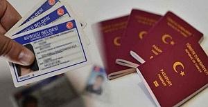 2021 Ehliyet ve Pasaport Harç Zamları...