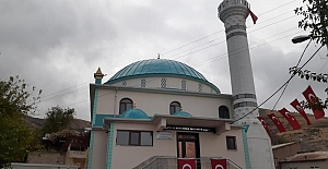 Acıpayam Köyü Camii İbadete Açıldı
