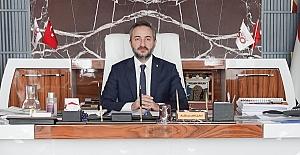 Başkan Arslan'dan Hisarcıklıoğlu ve TOBB Yönetimine Teşekkür