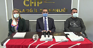 CHP Hastaneler Yetersiz