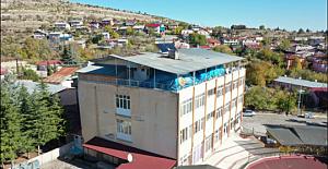 Elazığ'ın Ağın ilçesi ilk oteline kavuşuyor
