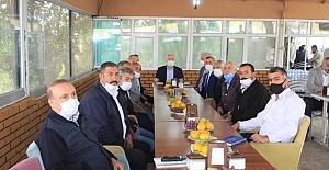 Milletvekili Demirbağ, Pincirik Bölgesi Muhtarları ile Buluştu
