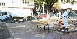 Üç Mahallede Kapsamlı Temizlik Çalışması