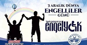 Başkan Şerifoğulları'ndan 3 Aralık Dünya Engelliler Günü Mesajı