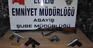 Çeşitli Suçlardan Aranan 38 Kişi...