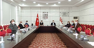 Coğrafi İşaretler Çalışma Kurulu İstişare Toplantısı Yapıldı