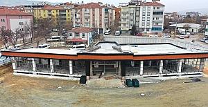 Mini Terminal Binası Projesi İnşaat...