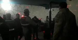 Pandemi tedbirlerini hiçe sayan  restorana baskın yapıldı