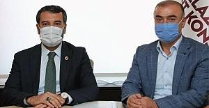 Murat Ergen Belediye Başkan Danışmanı...