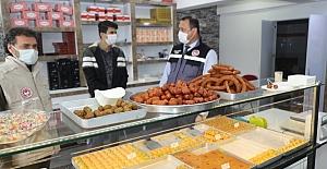 Ramazanda Gıda İşletmelerine Sıkı Denetim