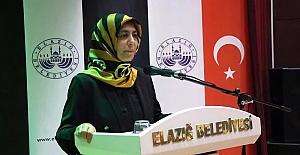 AK Parti Elazığ İl Kadın Kolları Başkanı