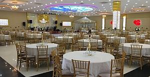 Düğün ve etkinlikler yapılabilecek