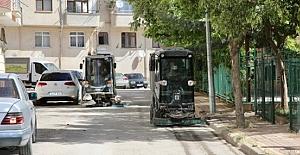 Elazığ Belediyesi Hijyen Çalışmalarını Aralıksız Sürdürüyor