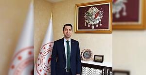 Gençlik ve Spor İl Müdürü Eren'in 19 Mayıs Mesajı