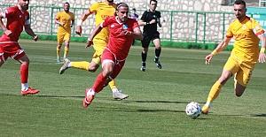 Karakoçan FK, 3 Puanla Bitirdi