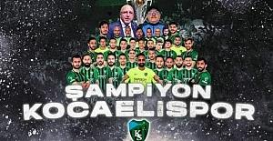 Kocaelispor 1.Lig'de