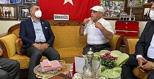 Milletvekili Erol Şehit Babasını Kılıçdaroğlu ile görüştürdü
