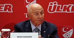 """Nihat Özdemir'den flaş açıklama! """"Süper Lig'in 18 takımla oynanmasını planlıyoruz"""""""