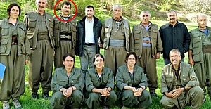 PKKnın Suriyedeki 1 numarası...
