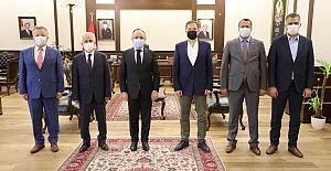 Balıkçılık ve Su Ürünleri Genel Müdürü Elazığ'da