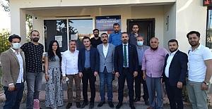 Deva Partisi Teşkilatı Abdullahpaşa Mahallesini ziyaret etti
