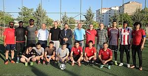 Engelliler Futbol Takımı, Mücadelesini Sürdürecek