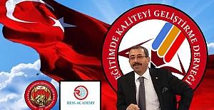 EKG Derneği Başkanı Akgün, 'Basın, Bir Milletin Ortak Sesidir.'