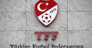 TFF, sezon planlamasını açıkladı