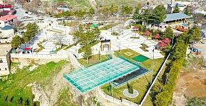 Balakgazi Parkı ve Cam Seyir Terası Açılıyor