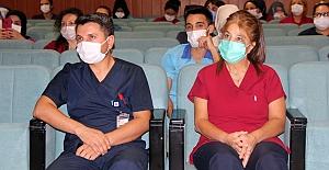 Hastane Personeline Hijyen Eğitimi Verildi