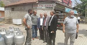 İYİ Parti İl Teşkilatı ilçe gezilerine devam ediyor