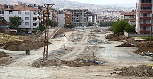 Şehrin Doğusunda ki Projeler Devam Ediyor