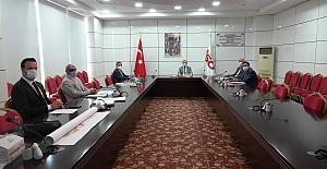 TEKNOVA OSB Yönetim Kurulu Toplantısı Elazığ TSO'da Gerçekleştirildi…