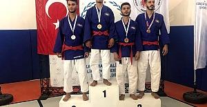 Türkiye İkincisi ve Üçüncüsü İlimiz Sporcusu