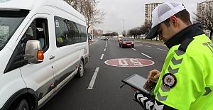 81 İl Valiliğine Trafik Tedbirleri Genelgesi Gönderildi