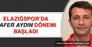 Elazığspor#039;da 2.Cafer Aydın...
