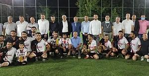 Gezin köyünde şampiyon Atletico Çalkaya