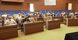 Meclis Toplantıları Tartışmalar ile başladı