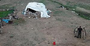 Uyuşturucu Firarisini Çadırda yakaladı