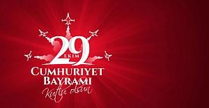 98. Yılı İlk Günkü Coşku ve Gururla Kutluyoruz