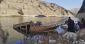 Valilikten Batan Tekne Açıklaması